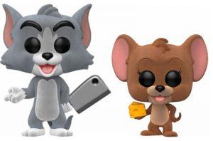 Funko POP de Tom y Jerry con pelo exclusivos - Los mejores FUNKO POP de Tom y Jerry - Los mejores FUNKO POP de series de dibujos animados