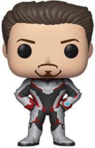 Funko POP de Tony Stark en End Game - Los mejores FUNKO POP de Iron man - Funko POP de Marvel Comics - Los mejores FUNKO POP de los Vengadores