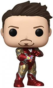 Funko POP de Tony Stark en Vengadores - Los mejores FUNKO POP de Iron man - Funko POP de Marvel Comics - Los mejores FUNKO POP de los Vengadores