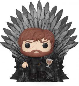 Funko POP de Tyrion Lannister en el Trono de Hierro - Los mejores FUNKO POP de Juego de Tronos del trono de Hierro de HBO - FUNKO POP de Game of Thrones - Funko POP de series de televisión