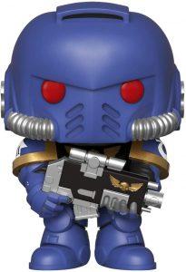 Funko POP de Ultramarines Intercesor - Los mejores FUNKO POP de Warhammer 40000 - Los mejores FUNKO POP de personajes de videojuegos