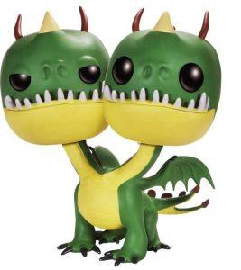 Funko POP de Vómito y Eructo - Los mejores FUNKO POP de como entrenar a tu dragón - Funko POP de películas de animación