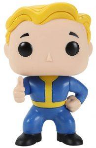 Funko POP de Vault Boy Charisma - Los mejores FUNKO POP de Fallout - Los mejores FUNKO POP de personajes de videojuegos