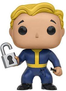 Funko POP de Vault Boy Locksmith - Los mejores FUNKO POP de Fallout - Los mejores FUNKO POP de personajes de videojuegos