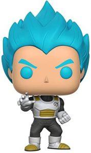 Funko POP de Vegeta Super Saiyan Dios azul - Los mejores FUNKO POP de Vegeta de Dragon Ball - Los mejores FUNKO POP de anime