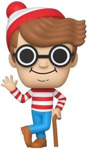 Funko POP de Wally - Los mejores FUNKO POP de Buscando a Wally - Los mejores FUNKO POP de libros