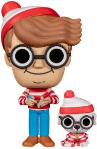 Funko POP de Wally y Woof exclusivo - Los mejores FUNKO POP de Buscando a Wally - Los mejores FUNKO POP de libros
