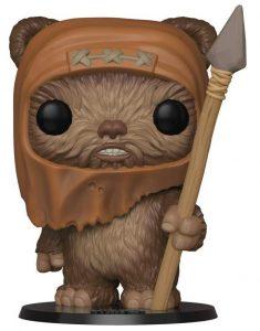 Funko POP de Wicket de 25 centímetros - Los mejores FUNKO POP de los Ewok - Los mejores FUNKO POP de personajes de Star Wars