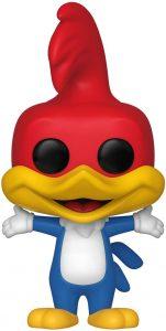 Funko POP de Woody Woodpecker - Los mejores FUNKO POP de Woody Woodpecker de los Looney Tunes - Los mejores FUNKO POP de series de dibujos animados