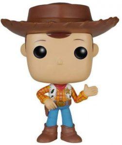 Funko POP de Woody clásico - Los mejores FUNKO POP de Toy Story - Los mejores FUNKO POP de Toy Story 4 - FUNKO POP de Disney Pixar