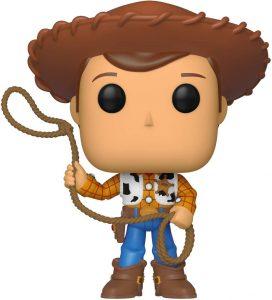 Funko POP de Woody con lazo- Los mejores FUNKO POP de Toy Story - Los mejores FUNKO POP de Toy Story 4 - FUNKO POP de Disney Pixar