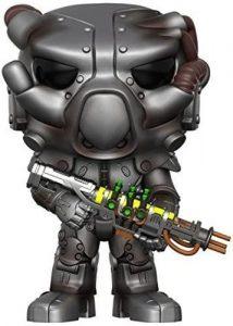 Funko POP de X-01 Power Armor - Los mejores FUNKO POP de Fallout - Los mejores FUNKO POP de personajes de videojuegos