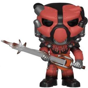 Funko POP de X-01 Power Armour exclusivo - Los mejores FUNKO POP de Fallout 76 - Los mejores FUNKO POP de personajes de videojuegos