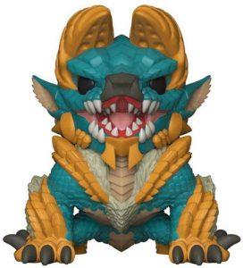 Funko POP de Zinogre - Los mejores FUNKO POP de Monster Hunters - Los mejores FUNKO POP de personajes de videojuegos