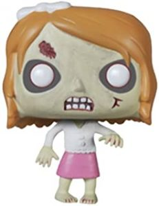Funko POP de Zombie Penny - Los mejores FUNKO POP de zombies de The Walking Dead - Funko POP de series de televisión