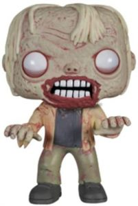 Funko POP de Zombie Woodbury - Los mejores FUNKO POP de zombies de The Walking Dead - Funko POP de series de televisión