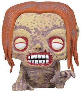 Funko POP de Zombie bicicleta - Los mejores FUNKO POP de zombies de The Walking Dead - Funko POP de series de televisión