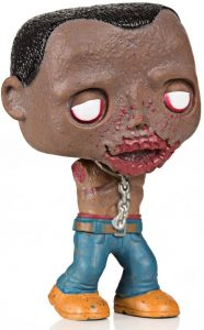 Funko POP de Zombie de Michonne 1 - Los mejores FUNKO POP de zombies de The Walking Dead - Funko POP de series de televisión