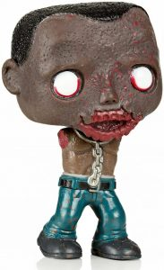 Funko POP de Zombie de Michonne 2 - Los mejores FUNKO POP de zombies de The Walking Dead - Funko POP de series de televisión