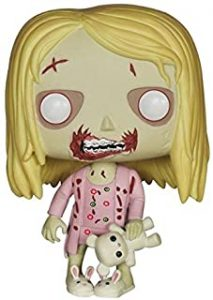 Funko POP de Zombie niña 2 - Los mejores FUNKO POP de zombies de The Walking Dead - Funko POP de series de televisión