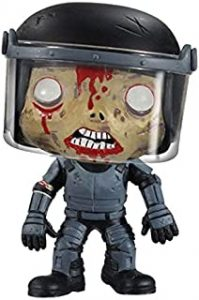 Funko POP de Zombie policia - Los mejores FUNKO POP de zombies de The Walking Dead - Funko POP de series de televisión