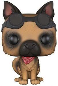Funko POP de dogmeat - Los mejores FUNKO POP de Fallout - Los mejores FUNKO POP de personajes de videojuegos