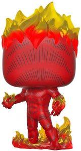 Funko POP de la Antorcha Humana primera aparición - Los mejores FUNKO POP de los 4 fantásticos - Funko POP de Marvel Comics