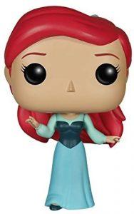 Funko POP de la Ariel con vestido azul - Los mejores FUNKO POP de la Sirenita - FUNKO POP de Disney