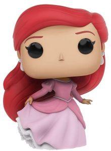 Funko POP de la Ariel con vestido rosa - Los mejores FUNKO POP de la Sirenita - FUNKO POP de Disney