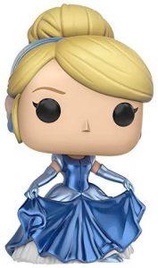 Funko POP de la Cenicienta con vestido azul - Los mejores FUNKO POP de la Cenicienta - FUNKO POP de Disney