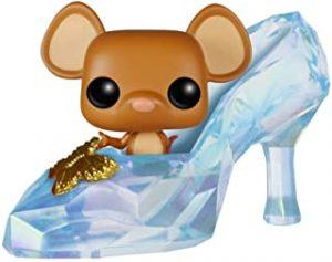 Funko POP de la Gus en el zapato - Los mejores FUNKO POP de la Cenicienta - FUNKO POP de Disney