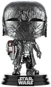 Funko POP de los caballeros de Ren 1 con escudo - Los mejores FUNKO POP de Kylo Ren - Los mejores FUNKO POP de personajes de Star Wars de The Mandalorian