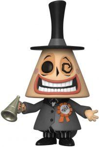 Funko POP del Alcalde de Halloween - Los mejores FUNKO POP de Pesadilla antes de navidad - FUNKO POP de Disney