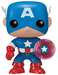 Funko POP del Capitán América 75 aniversario - Los mejores FUNKO POP del capitán América - Funko POP de Marvel Comics - Los mejores FUNKO POP de los Vengadores