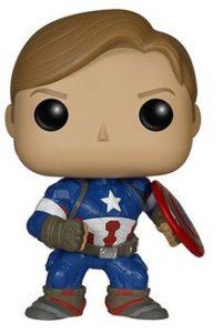 Funko POP del Capitán América El Primer Vengador - Los mejores FUNKO POP del capitán América - Funko POP de Marvel Comics - Los mejores FUNKO POP de los Vengadores