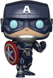 Funko POP del Capitán América Robot - Los mejores FUNKO POP del capitán América - Funko POP de Marvel Comics - Los mejores FUNKO POP de los Vengadores