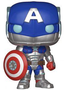 Funko POP del Capitán América contest of champions- Los mejores FUNKO POP del capitán América - Funko POP de Marvel Comics - Los mejores FUNKO POP de los Vengadores