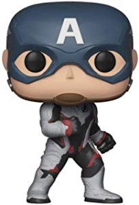 Funko POP del Capitán América en End Game - Los mejores FUNKO POP del capitán América - Funko POP de Marvel Comics - Los mejores FUNKO POP de los Vengadores
