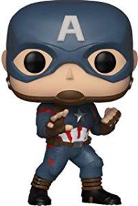 Funko POP del Capitán América en Vengadores - Los mejores FUNKO POP del capitán América - Funko POP de Marvel Comics - Los mejores FUNKO POP de los Vengadores