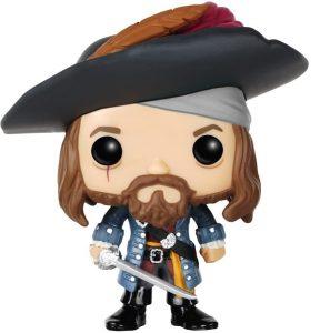 Funko POP del Capitán Barbossa - Los mejores FUNKO POP de Piratas del Caribe - Funko POP de películas de cine