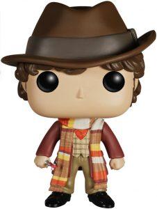 Funko POP del Cuarto Doctor Who - Los mejores FUNKO POP de Doctor Who - Funko POP de series de televisión