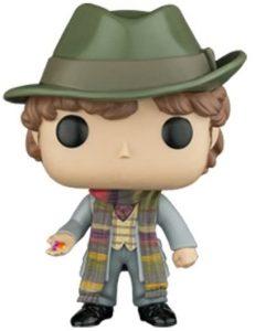Funko POP del Cuarto Doctor Who con gelatina - Los mejores FUNKO POP de Doctor Who - Funko POP de series de televisión