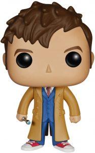 Funko POP del Décimo Doctor Who - Los mejores FUNKO POP de Doctor Who - Funko POP de series de televisión