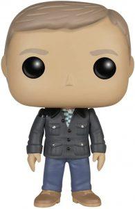 Funko POP del Doctor John Watson - Los mejores FUNKO POP de la serie de Sherlock - Funko POP de series de televisión