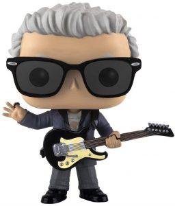 Funko POP del Duodécimo Doctor Who con guitarra - Los mejores FUNKO POP de Doctor Who - Funko POP de series de televisión