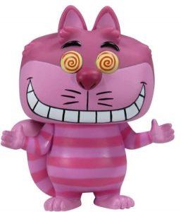 Funko POP del Gato Cheshire - Los mejores FUNKO POP de Alicia en el País de las Maravillas - Funko POP de Disney