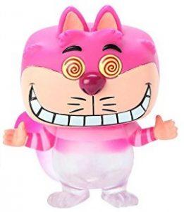 Funko POP del Gato Cheshire desapareciendo - Los mejores FUNKO POP de Alicia en el País de las Maravillas - Funko POP de Disney