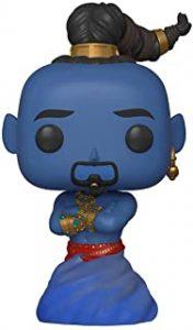 Funko POP del Genio Live Action - Los mejores FUNKO POP de Aladdin - Funko POP de Disney
