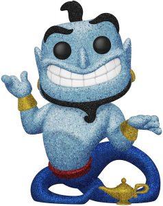 Funko POP del Genio brillante - Los mejores FUNKO POP de Aladdin - Funko POP de Disney