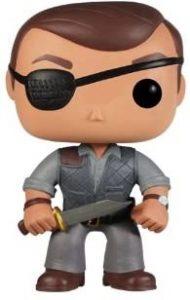 Funko POP del Gobernador de Woodbury - Los mejores FUNKO POP de The Walking Dead - Funko POP de series de televisión